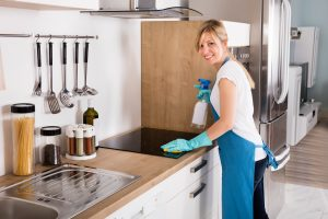 Kitchen Cleaning Tips From Silver Touch